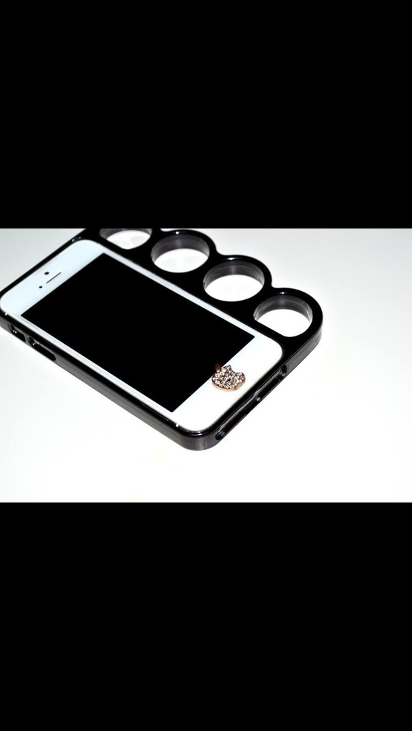 bag iphone cover iphone 5 case black case