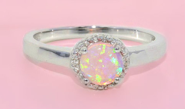 jewels pink jewels ring diamonds