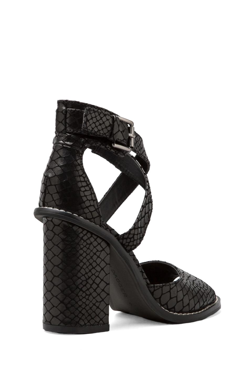 Kelsi Dagger Blanca Heel in Black | REVOLVE