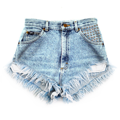 Hipster XS 320 Shorts - Arad Denim