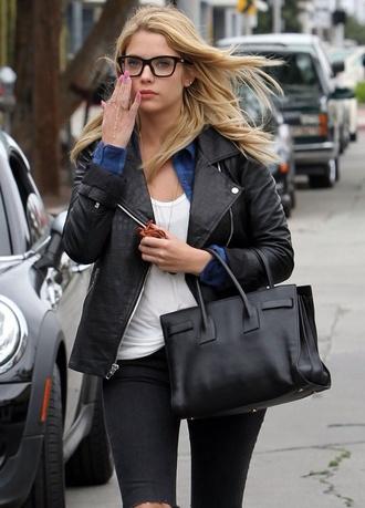 sunglasses black eyeglasses