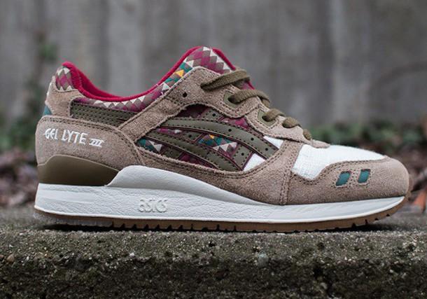 shoes aztec asics shoes