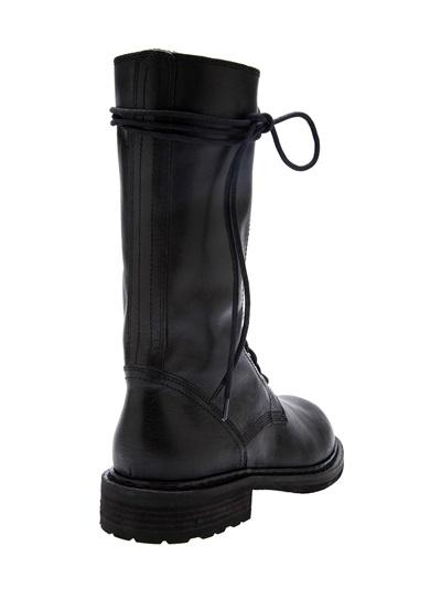 Ann Demeulemeester Mid-calf Military Boots - H. Lorenzo - Farfetch.com