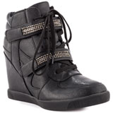 MIA's Black Flamee - Black for 59.90 direct from heels.com