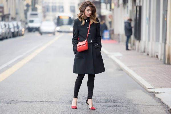 scent of obsession coat bag shoes pants