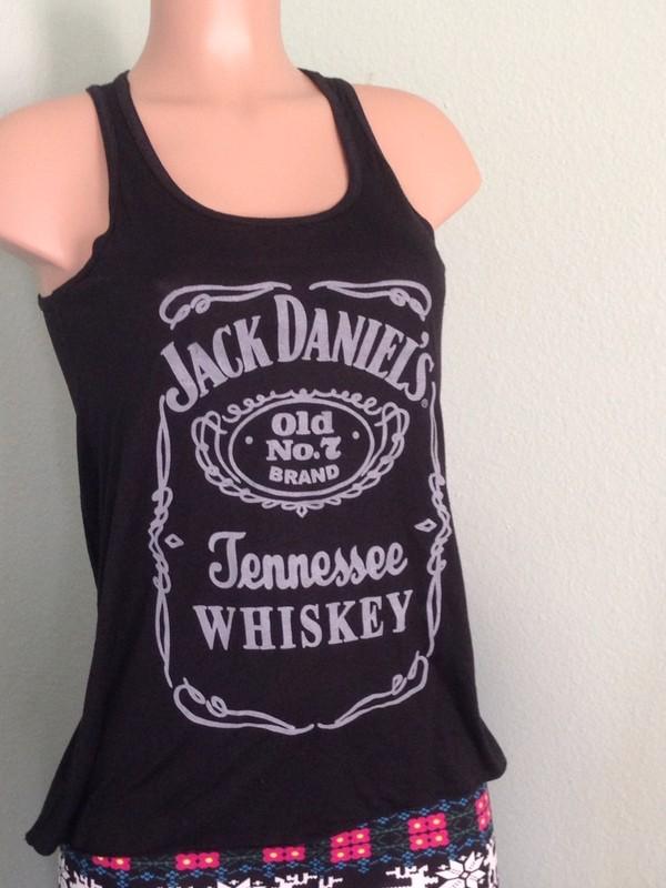 blouse jack daniel's