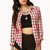 Darling Plaid Shirt | FOREVER21 - 2074476106
