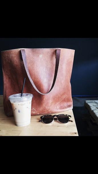 bag handbag cool leather bag cool bags