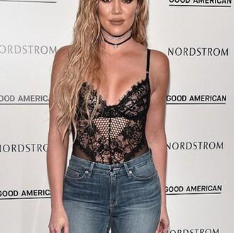 top sexy khloe kardashian cute hot corset top bodysuit amazing