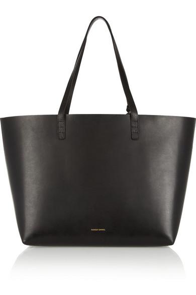 Mansur Gavriel Large leather tote NET-A-PORTER.COM