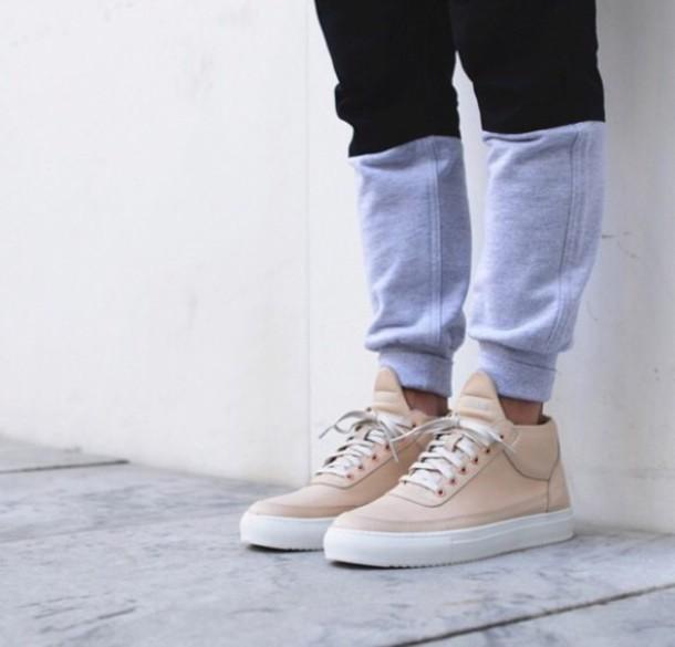 pants joggers shoes