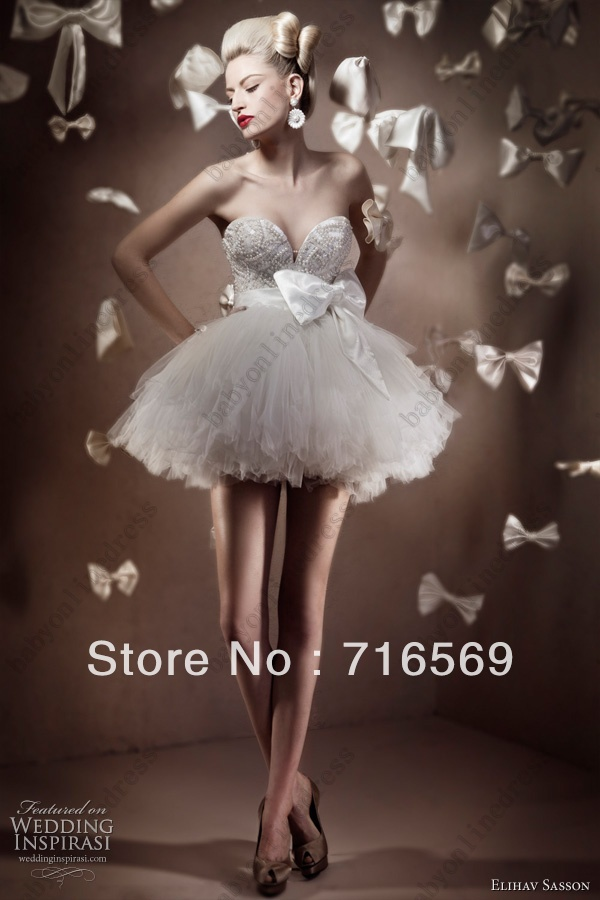 2013 New black swan ballerina Sexy Cocktail dresses short wedding party dresses Ball gown Tulle Custom made free shipping!-in Cocktail Dresses from Apparel & Accessories on Aliexpress.com