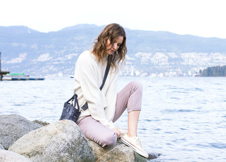 styling my life blogger cropped pants converse
