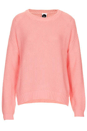 **Beehive Knit Jumper by The Whitepepper - New In This Week  - New In  - Topshop