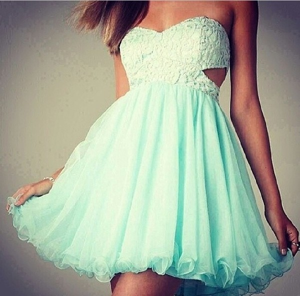 dress green dress mint dress lace dress party dress fashion short dress