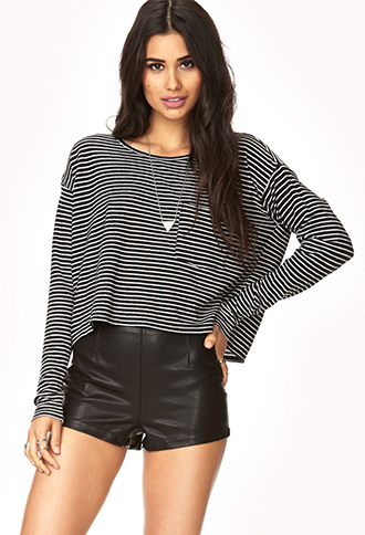 Must-Have High-Waisted Shorts | FOREVER 21 - 2000128620