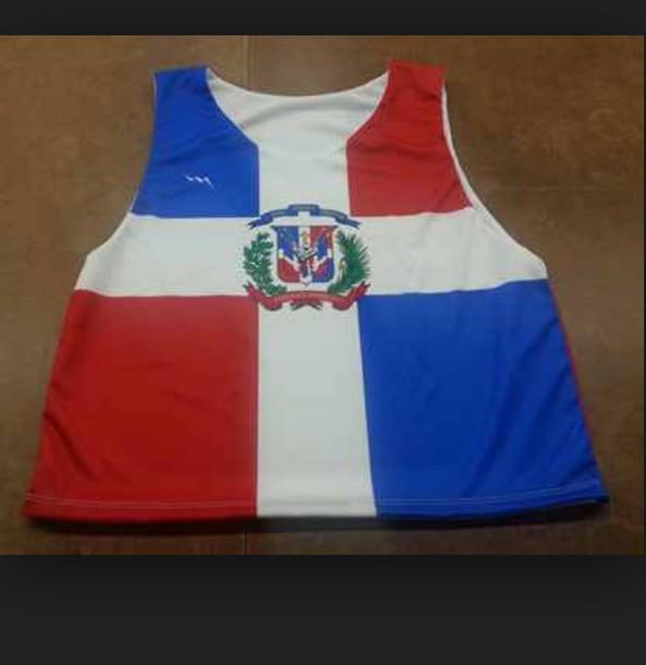 tank top dominican pride
