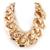 big gold chain necklace | statement jewelry | 7twentyfour.com