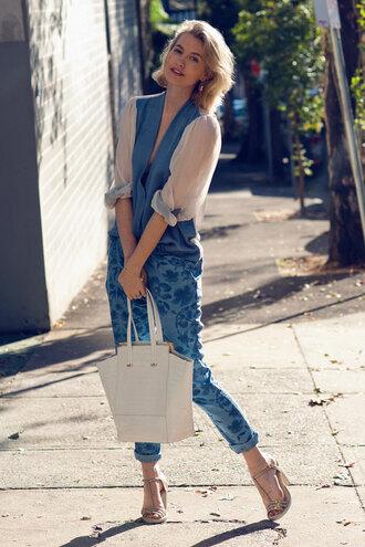 pants shirt shoes bag jewels zanita