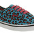Womens Vans Authentic Lo Pro Cheetah Blue Pink Casual Trainers Shoes | eBay
