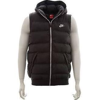 coat gilet body warmer