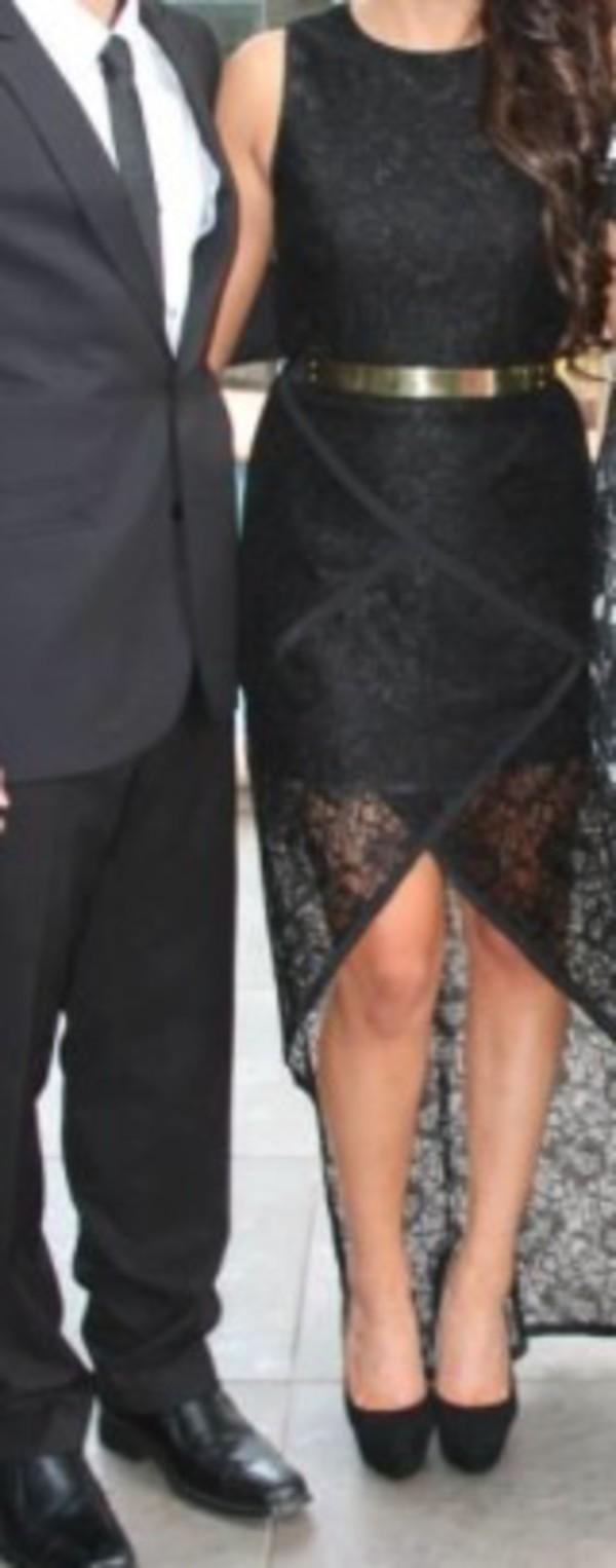 formal dress lace dress black dress formal evening outfits evening dress maxi dress prom prom dress belt dress