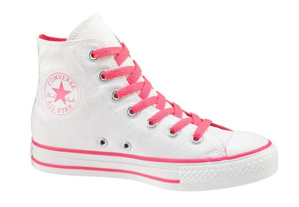 shoes converse chuck taylor all stars pink