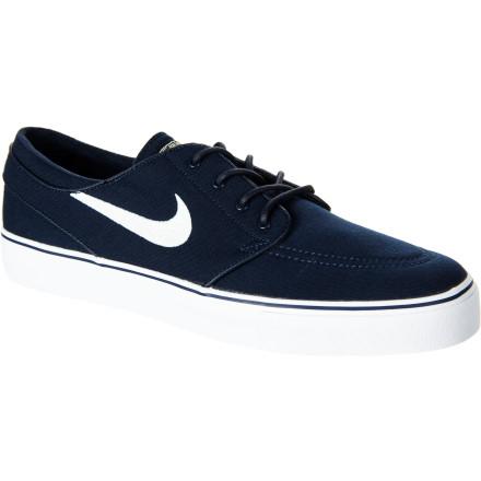 Nike Zoom Stefan Janoski Canvas Skate Shoe - Men's | Backcountry.com