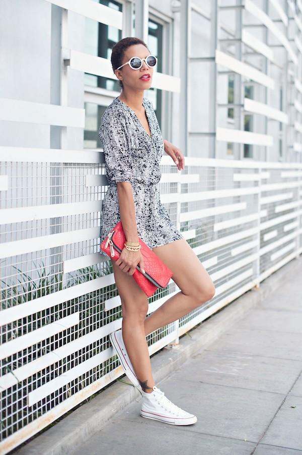 style me grasie romper top shoes sunglasses bag jewels