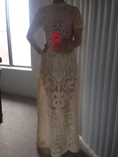 dress vintage lace dress ebay stylle11011