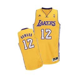 Basketball Totaal Adidas - Swingman NBA Jersey Los Angeles Lakers / Dwight Howard De basketball winkel van de Benelux!