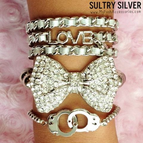 Sultry Silver | Posh Accessories