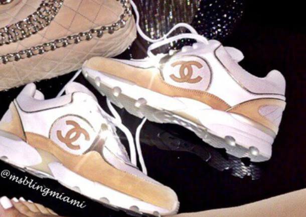 shoes chanel sneakers