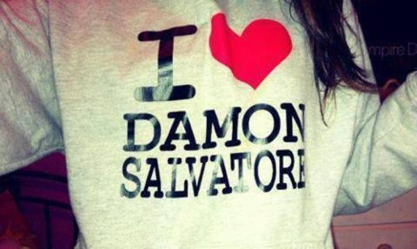 sweater damon salvator pullover the vampire diaries stefan salvatore damon salvatore hoodie ian somerhalder love him shirt