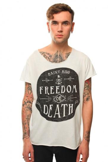 Freedom or Death - T-Shirts - Garments