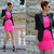 Armani Exchange Bodycon Dress, Sheinside Blazer, Zerouv Sunglasses - Bodycon dress - Borjana R. | LOOKBOOK