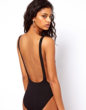 ASOS | ASOS Body with Backless Detail at ASOS