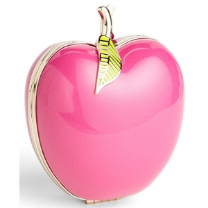 Kate Spade New York Apple Red Far From The Tree Apple Clutch - Sale