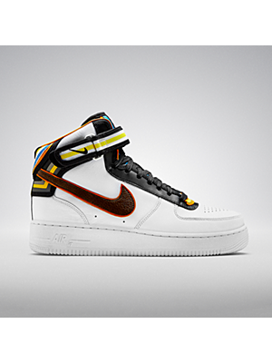 Nike Air Force 1 Mid SP (Tisci) Men's Shoe. Nike Store UK