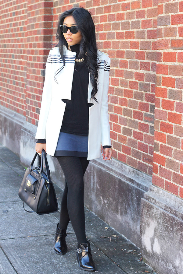 fashion of a novice skirt coat shoes bag jewels