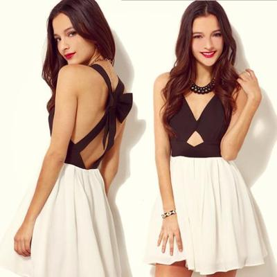 Back bow dress · vexened · Online Store Powered by Storenvy