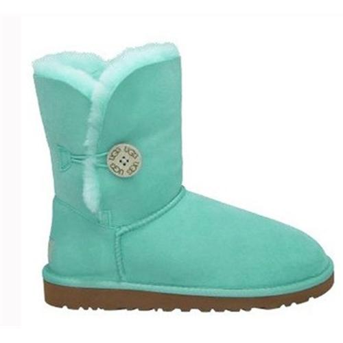 Cheap Girls Uggs 5803 Twinface Sheepskin Bailey Button