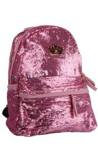 Amazon.com: Sparking Full Paillette Backpack Bag: Clothing