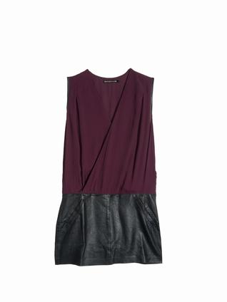 berenice mode femme robe cuir feminine1