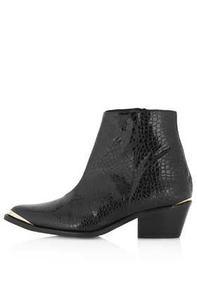 ANGLE Western Boots - Boots  - Shoes  - Topshop
