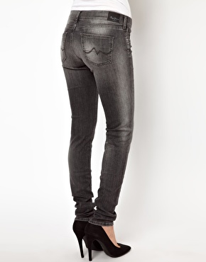 Pepe Jeans | Pepe Jeans London Pixie Skinny Jeans at ASOS