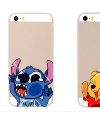 phone cover stitch lilo and stitch