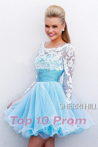 dress sherri hill