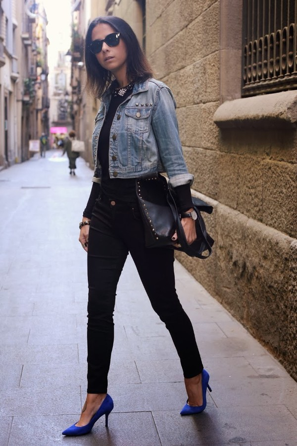 style in lima t-shirt jeans shoes jacket bag sunglasses jewels