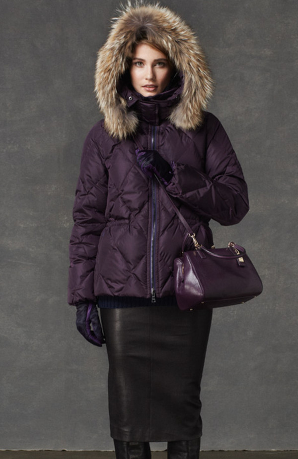 coat coach lookbook fashion bag skirt